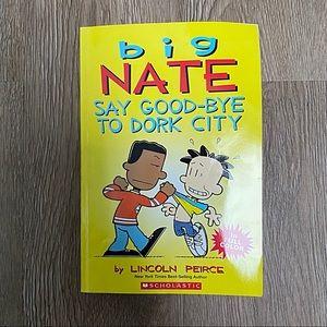 NWOT {Scholastic} Big Nate Book